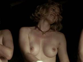 Has cariba heine ever been nude