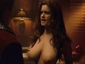 Nude naked stevens carrie