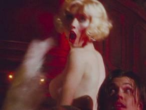 Christina aguilera sex scene
