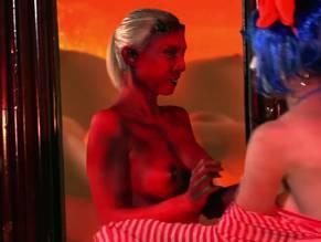 nackt Hudgins Claire Revealed: Kristanna