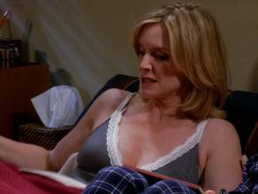 Courtney thorne smith thong