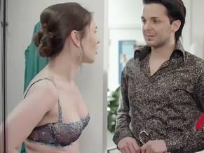 Elisabeth Bungeneers  nackt