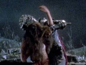 Army of darkness naked girl