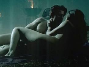 Emilia burns nude