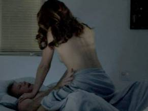 nude mature female body