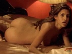 Eva mendez naked ass category