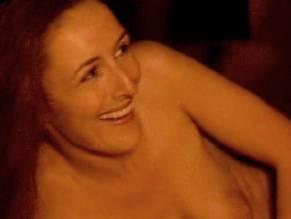 naked Fiona shaw