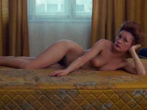 Ingrid Caven  nackt