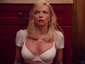 Jaime pressly sex scene break