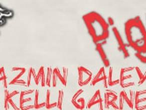 Jazmin Daley  nackt