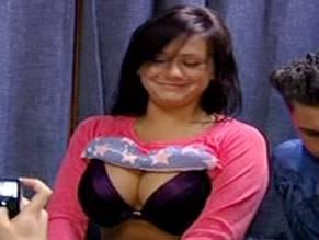 Jenni Jwoww Farley  nackt