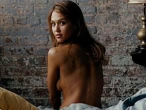 nude in Is awake alba jessica