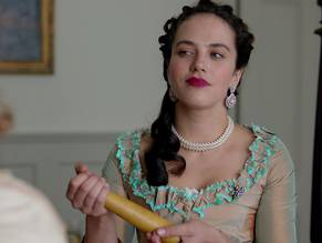 Jessica Brown Findlay Nude Pic