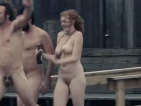 Agnete Vang  nackt Julie Danish movies