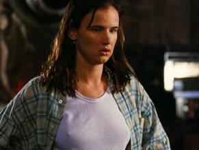 Topless juliette lewis