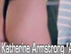 Armstrong nackt Katherine  Armstrong Named
