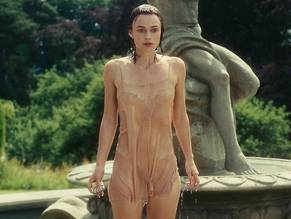 Nude keira ass knightley
