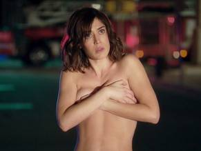 Nude down lizzy party caplan