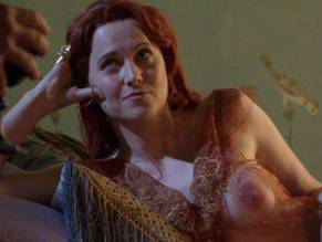 Lucy lawless nude com apologise, but