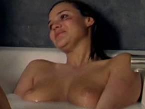 Marie Denarnaud  nackt