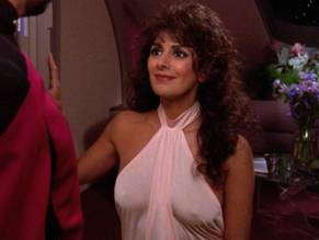 Consider, that Star trek marina sirtis porn sorry, can