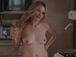 nude Michelle scene williams