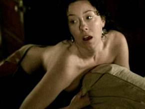 nude deadwood Molly parker