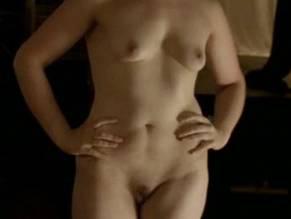 Nicki Miller  nackt