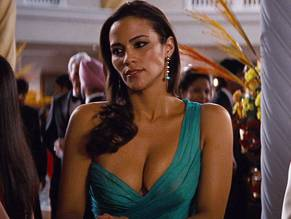 Commit Paula patton topless tits excited