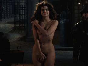Rona De Ricci  nackt