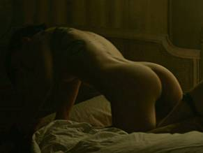 Girl with dragon tattoo nude scene