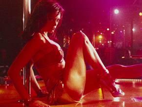 Rose mcgowan stripper interesting