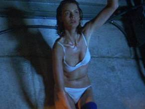 Saffron burrows nude tube