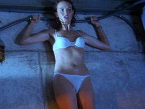 Saffron burrows nude