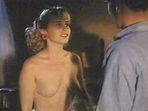 Lovelace movie nude scene