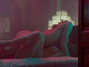 Topless sofia boutella Sofia Boutella