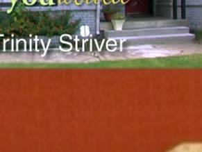 Nackt  Trinity Striver Trinity Striver