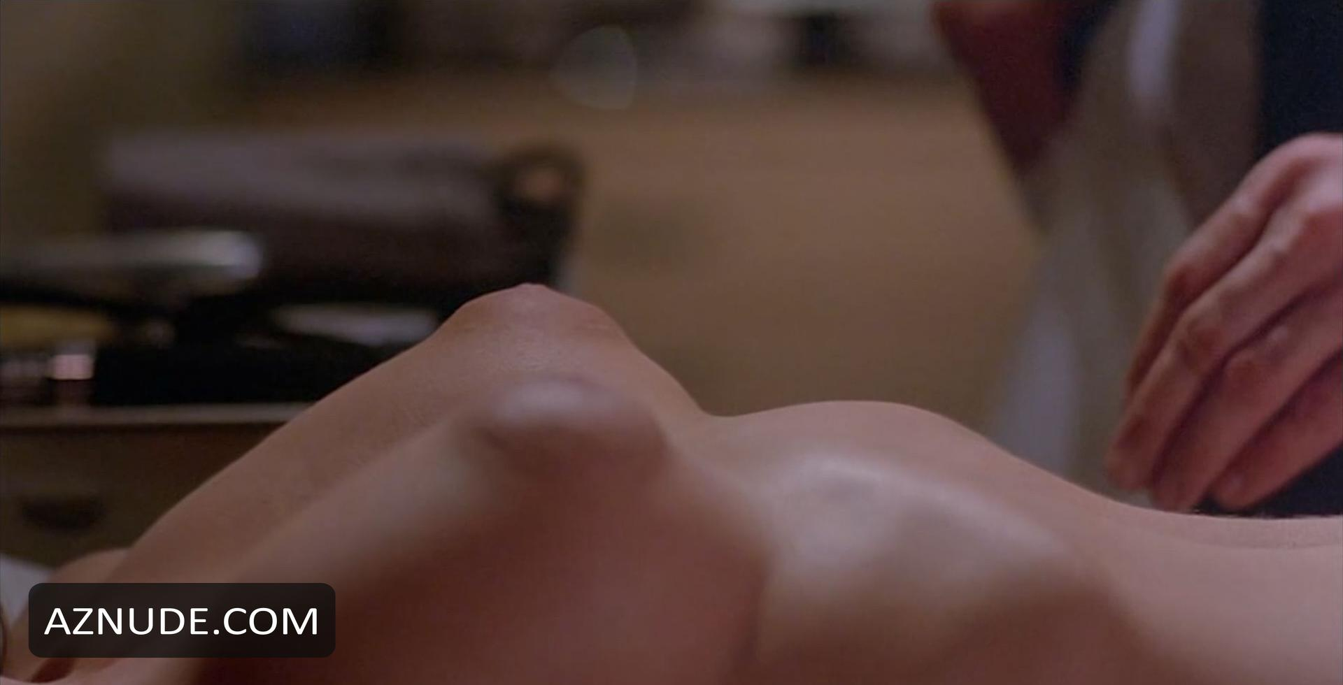 Frontal nude benton barbie