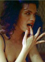 Nackt  Georgette Sanders White Fire