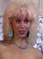 Jill Johnson  nackt