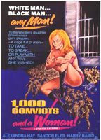 1,000 CONVICTS AND A WOMAN NUDE SCENES