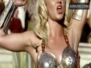 BRITNEY SPEARS in PEPSI WE WILL ROCK YOU COMMERCIAL(2004)