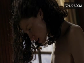 CAITRIONA BALFE in OUTLANDER(2014-)