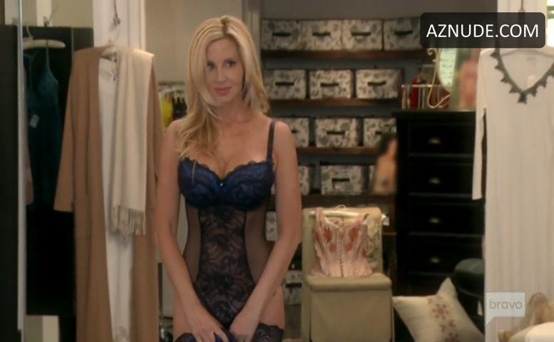 Camille grammer bikini real housewives