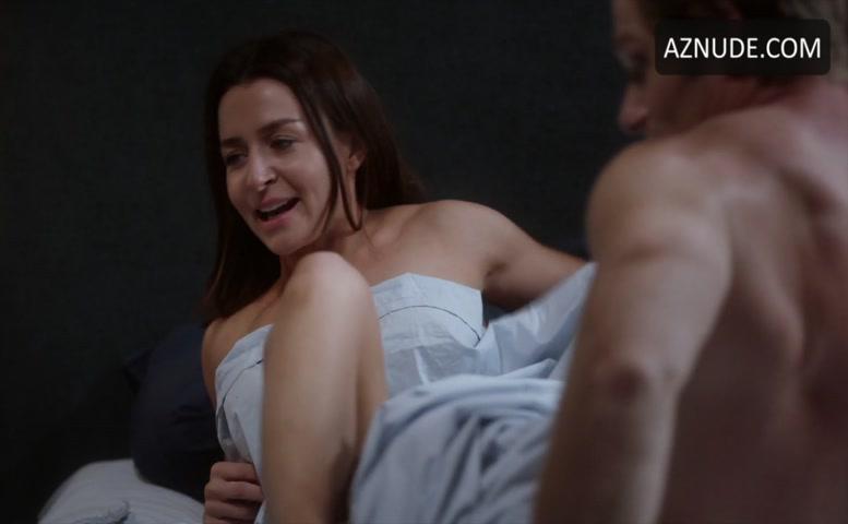 Caterina nackt Scorsone Amelia Porno