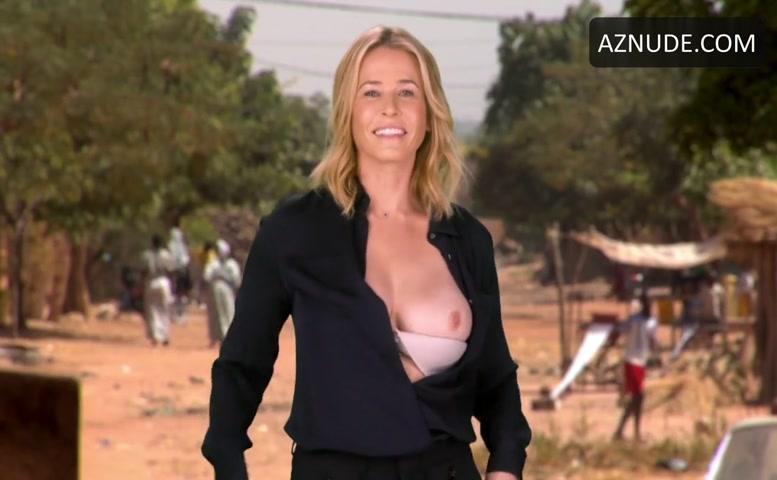 Chelsea nipples nude handler