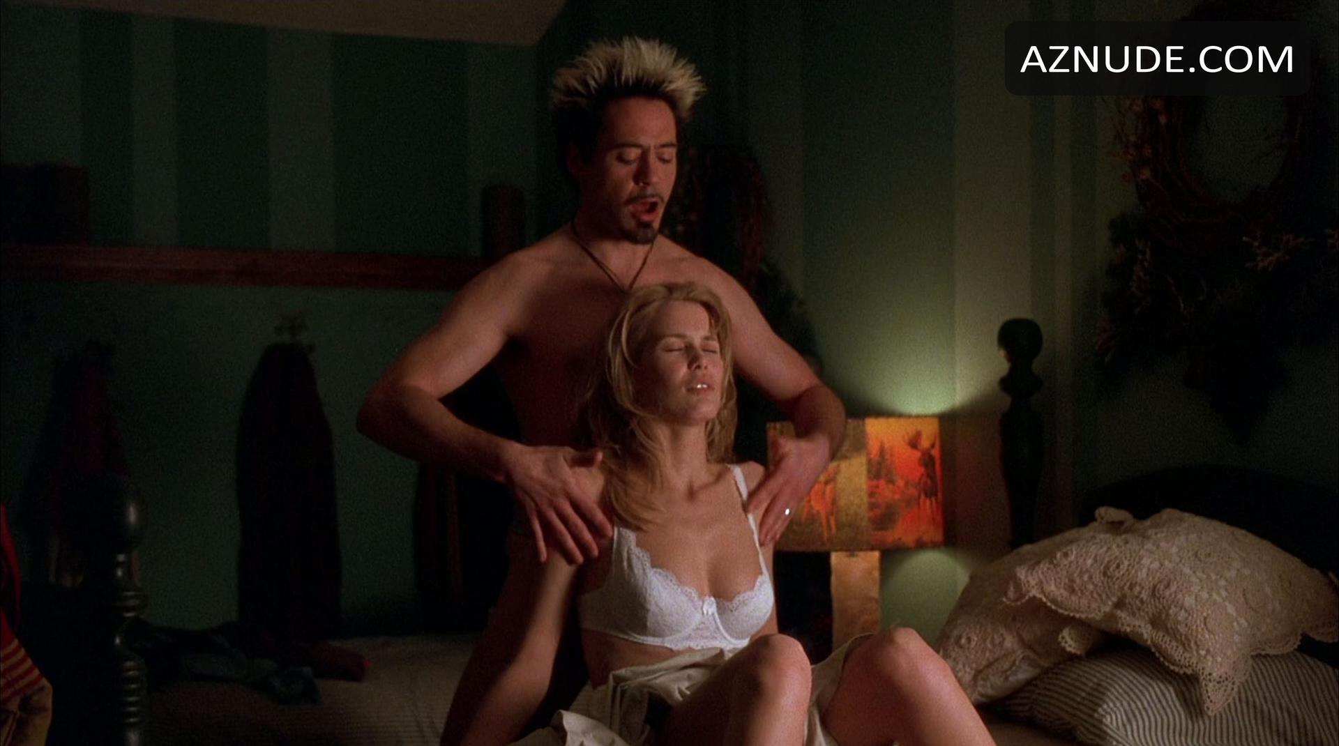 from Rowan claudia schiffer nude sex tape