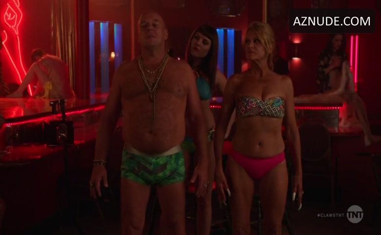 Karrueche tran butt and sex scene in claws scandalplanetcom - 3 part 8