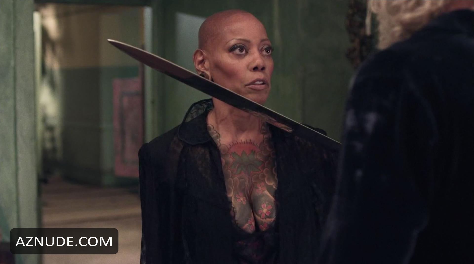 Debra wilson titty flash