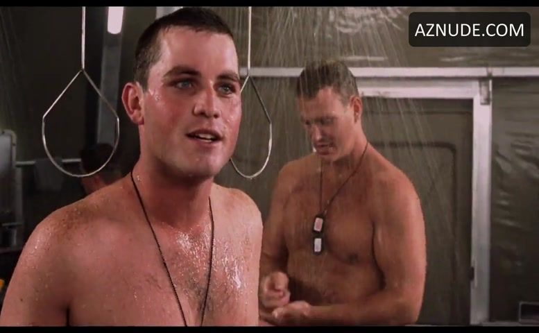 Starship Troopers Shower Scene